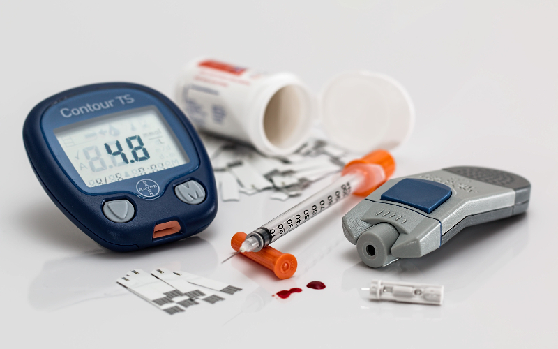 Managing diabetes through oral medication and insulin